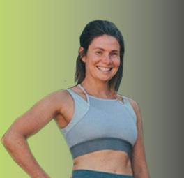 Sarah-trainer